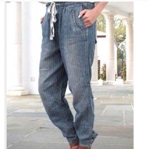 Free People Jeans - Free People Denim Jogger